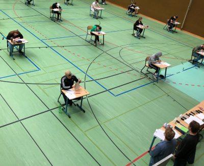 Gesamtschule Wanne-Eickel Abitur 2020