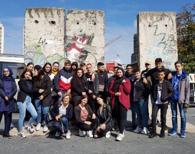 Gesamtschule Wanne-Eickel Berlinfahrt 10d