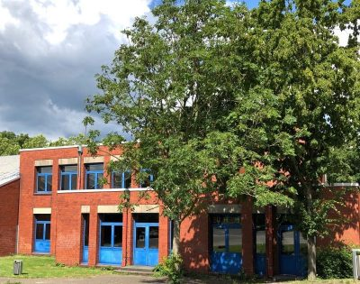 Gesamtschule Wanne-Eickel Buecherei