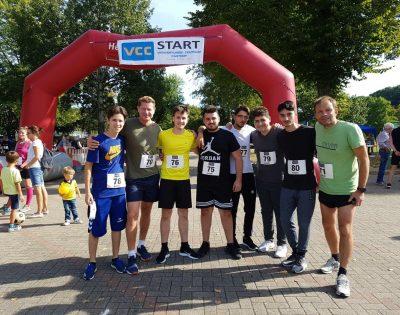 Gesamtschule Wanne-Eickel Funtrail-Run 2019