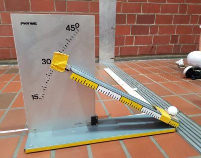 Gesamtschule Wanne-Eickel Ganztag Physik-Experiment