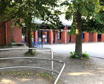Gesamtschule Wanne-Eickel Haupteingang