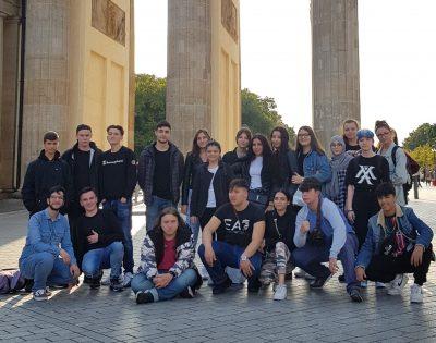 Gesamtschule Wanne-Eickel Klasse 10e in Berlin