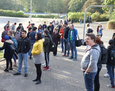 Gesamtschule Wanne-Eickel Klima-Pause 20.09.2019