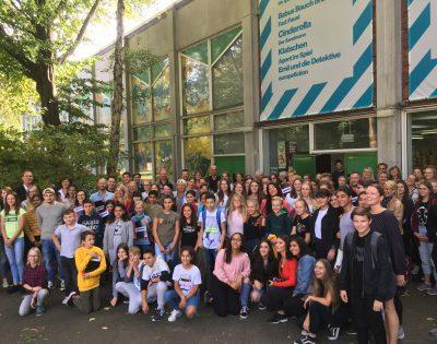 Gesamtschule Wanne-Eickel Kooperation Theater Dortmund