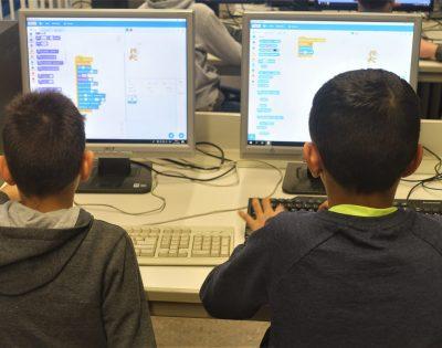 Gesamtschule Wanne-Eickel MINT Grundschule Informatik