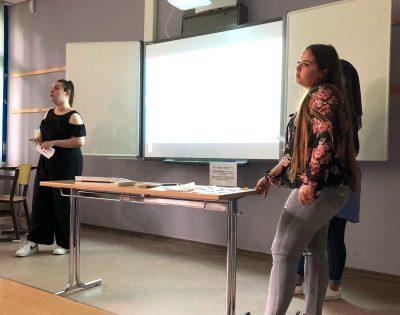 Gesamtschule Wanne-Eickel Projekt Informatik