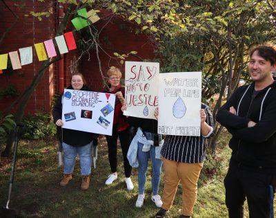 Gesamtschule Wanne-Eickel SV Klima Forderungen