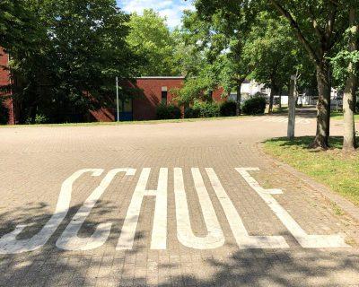 Gesamtschule Wanne-Eickel Schulgelaende