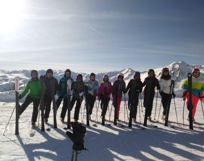 Gesamtschule Wanne-Eickel Skifahrt Sportprogramm