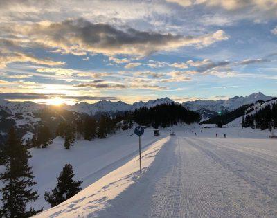 Gesamtschule Wanne-Eickel Skigebiet Skifahrt