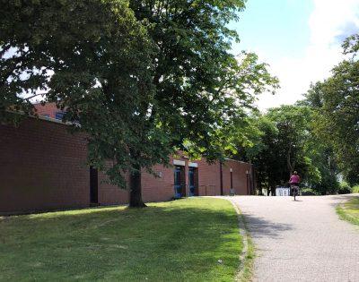 Gesamtschule Wanne-Eickel Sporthalle