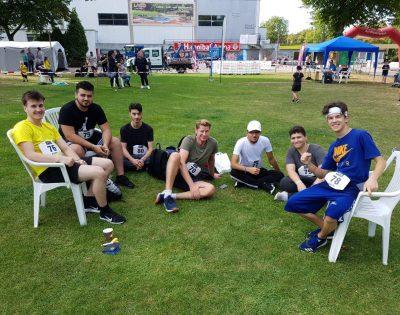 Gesamtschule Wanne-Eickel Team Funtrail-Run