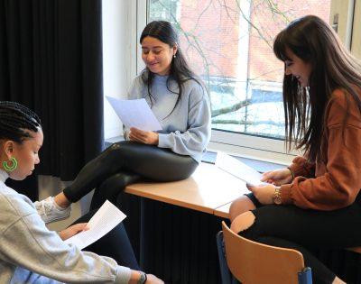 Gesamtschule Wanne-Eickel Theaterprojekt LK Deutsch