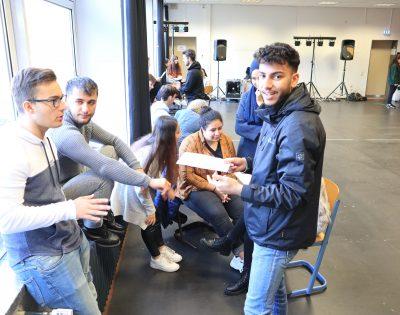 Gesamtschule Wanne-Eickel Theaterworkshop Oberstufe